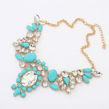 Jewelry New Arrival Gift Shiny Accessory Sweets Stylish Geometric Necklace [6586259847]