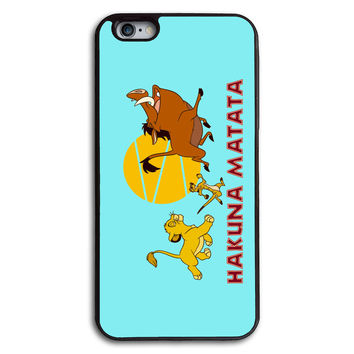 Hakuna Matata Case for iPhone and Samsung Series,More Phone Models For Choice