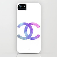 Chanel  Galaxy iPhone Case by Ciby | Society6