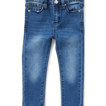 Jessica Simpson Little Girls 2T-6X Skinny Denim Jeans | Dillards