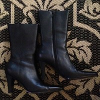 Mossimo Leather Boots from Fashion Gypsies