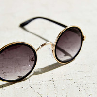Full Moon Round Sunglasses - Urban Outfitters