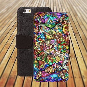 iphone 5 5s case colorful cartoon characters college iphone 4/4s iPhone 6 6 Plus iphone 5C Wallet Case,iPhone 5 Case,Cover,Cases colorful pattern L431