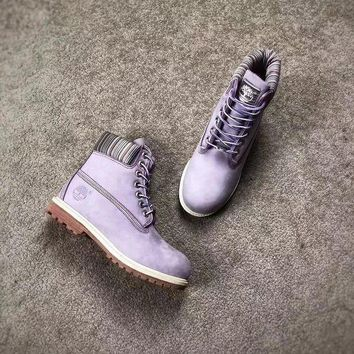 DCCKO03T Timberland 69624 'Purple' Boots