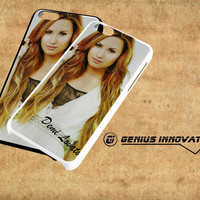 Demi Lovato Samsung Galaxy S3 S4 S5 Note 3 , iPhone 4(S) 5(S) 5c 6 Plus , iPod 4 5 case