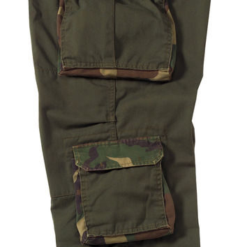 Vintage Accent Paratrooper Fatigues