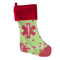 EMT Christmas Stocking