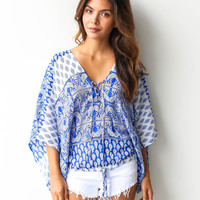 Marianna Kimono Top - ITEM OF THE DAY