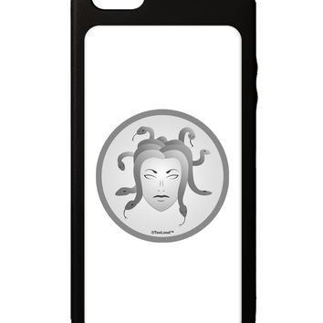 Medusa Head Coin - Greek Mythology iPhone 5C Grip Case  by TooLoud