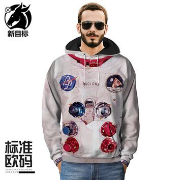 3D Hoodie Winter Shirt Man Cosplay Raiders Riverdale Pull Over Sweatshirt Ballinciaga Riverdale Clothing Pastel Clothes L6167