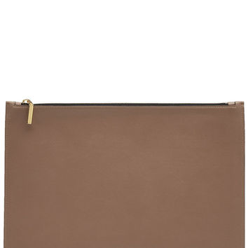 Leather Pouch - Victoria Beckham | WOMEN | US STYLEBOP.COM