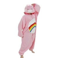 Rainbow Bear Onesuit