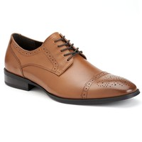 Marc Anthony Men's Brogue Oxford Dress Shoes