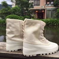 Rare Edition Man Shoes Kanye Wesy Boost 950 Peyote Moonrock Boots 100% Real Photos Wedge Shoes Boots Online From Amyleeok, $139.7| Dhgate.Com