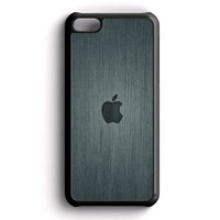 Apple Wood Logo iPhone 5C Case