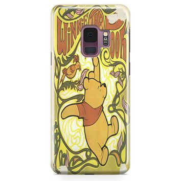 Vintage Disney Poster Alice In Wonderland Samsung Galaxy S9 Case | Casefantasy
