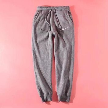 NIKE Fashion Cashmere Sport Pants Trousers Sweatpants