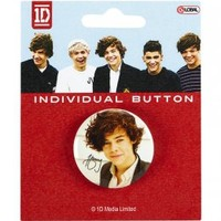 1D Harry Button | Toys & Games | Toys & Crafts | Shop Justice