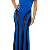 High End (Blue)-Great Glam is the web's best online shop for trendy club styles, fashionable party dresses and dress wear, super hot clubbing clothing, stylish going out shirts, partying clothes, super cute and sexy club fashions, halter and tube tops, be