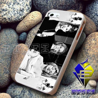 Audrey Hepburn Lana Del Rey Marilyn Monroe   - Case For iPhone 6, iPhone 6+, samsung note 4, note 3,iPhone 5C Case, iPhone 5/5S Case, iPhone 4/4S Case, Samsung S5, Samsung S4, Samsung S3, iPod 5, iPad mini/2/3/4, air United States Case  (AQ)