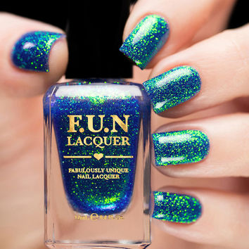 Fun Lacquer Northern Lights Nail Polish (Christmas 2016 Collection)