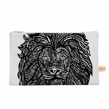 "Adriana De Leon ""The Leon"" Lion Illustration Everything Bag"