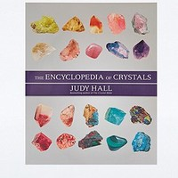 The Encyclopedia of Crystals Book - Urban Outfitters