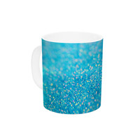 "Beth Engel ""Mermaid Sparkles"" Ceramic Coffee Mug"