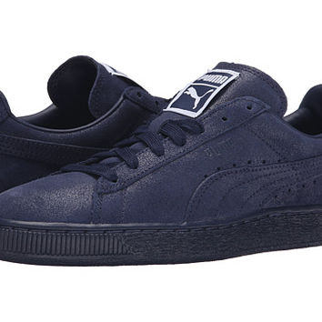 cheaper free delivery finest selection PUMA Suede Classic Matt & Shine from Zappos.com