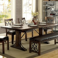 Suzannah Traditional Dining Table