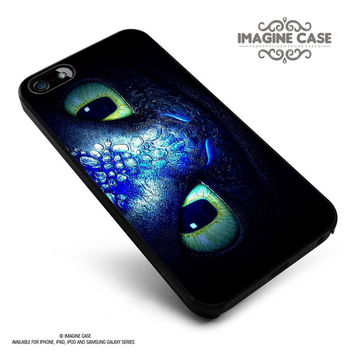 Toothless face case cover for iphone, ipod, ipad and galaxy series