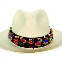 Worry Doll Panama Hat - VALDEZ Worry Doll Panama Hat
