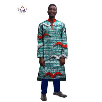 716d305417399 African Dreeses for Men Long Sleeve Mens Robes Traditional Afric