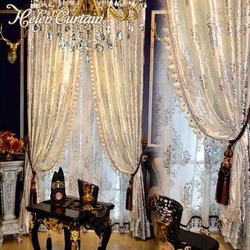 Design Sheer Velvet Curtains For Windows
