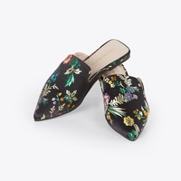 Flower Dynasty Loafers