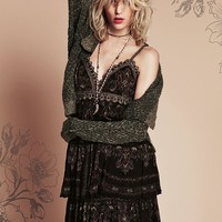 Free People Magic Lamp Maxi