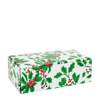 Holly 1/2 LB Candy Box