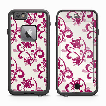 Sad Purple Tulip Skin for the Apple iPhone LifeProof Fre Case