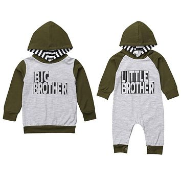 Big/Little Brother Family Match Clothes 992