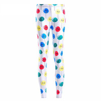Happy Lollipop Leggings