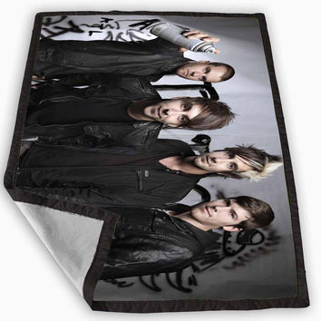 All time low Blanket for Kids Blanket, Fleece Blanket Cute and Awesome Blanket for your bedding, Blanket fleece *