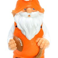 "Clemson Tigers Garden Gnome - 11"" Male"