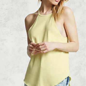 Square Neck Tank Top