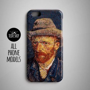 Van Gogh Painting Iphone X Case