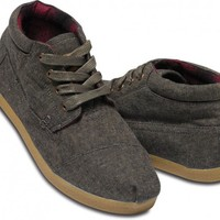 Burnt Chambray Women's Botas