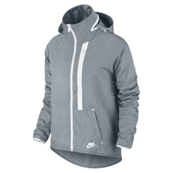 Nike Tech Aeroshield Moto Cape Women's Jacket