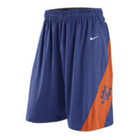 Nike AC Dri-FIT 1.4 (MLB Mets) Men's Training Shorts Size Small (Blue)