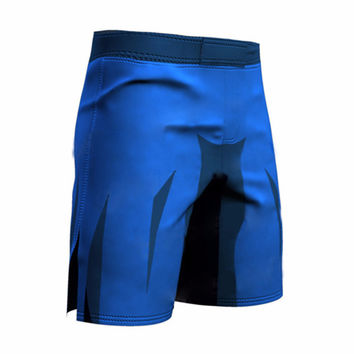 Saiyan armor cross fit shorts