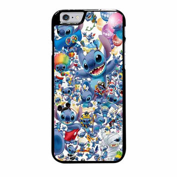 stitch disney collage iphone 6 plus 6s plus 4 4s 5 5s 5c 6 6s cases