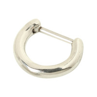 16G Steel Septum Clicker
